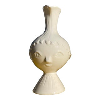 Mid 20th Century Face Cruet For Sale