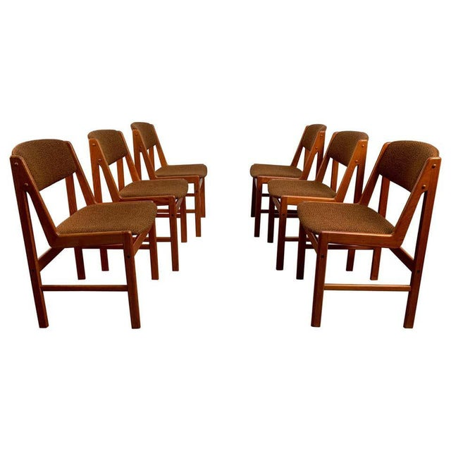 Danish Modern Dining Chairs by Artfurn, Denmark For Sale - Image 13 of 13