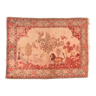Antique Turkish Sivas Rug For Sale
