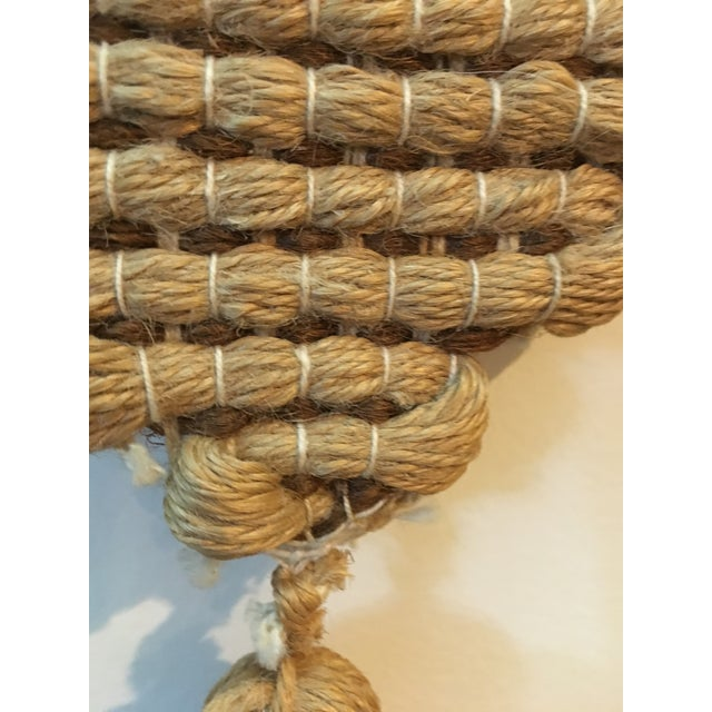 Don Freedman Macrame Wall Hanging For Sale - Image 11 of 11