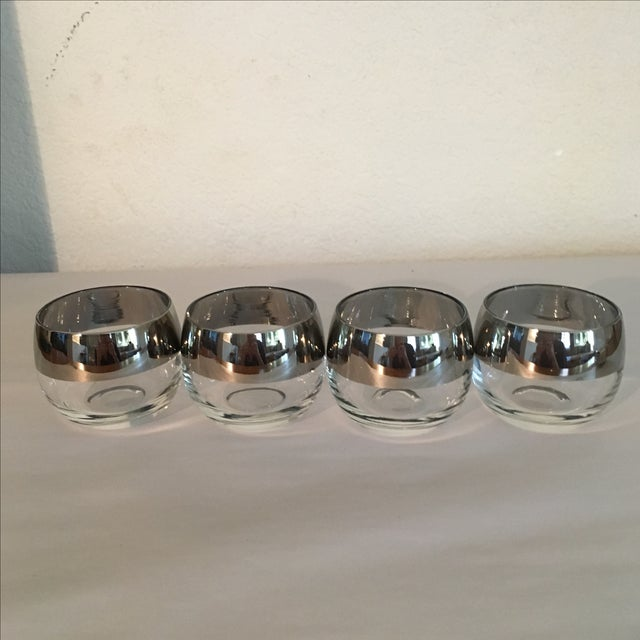 Mercury Band Dbl Shot Roly Poly Glasses - Set of 4 - Image 3 of 5
