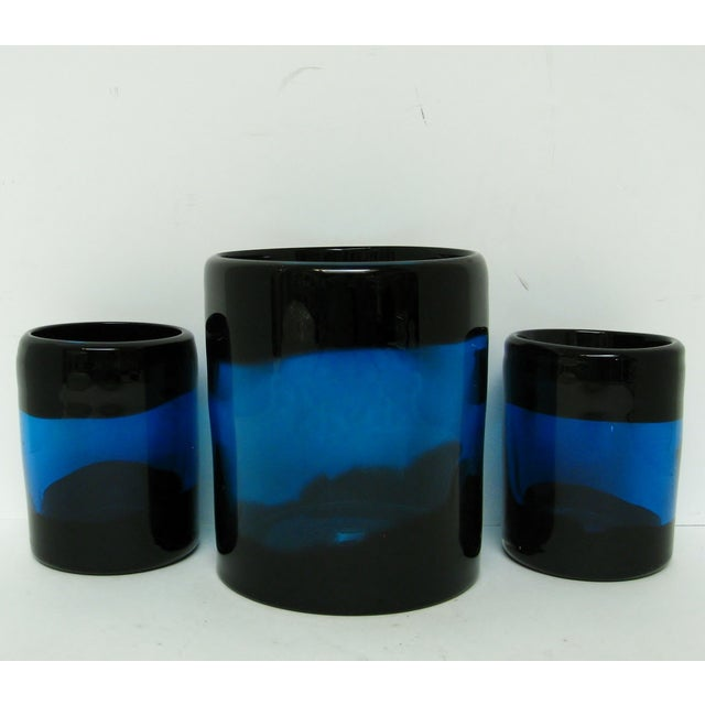 Mexican Glass Barware - Set of 3 - Image 2 of 6