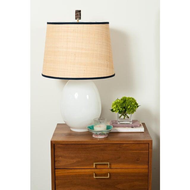 Buffalo Horn Lamp Finial - Image 2 of 2