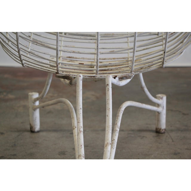 1950s Vintage Vladimir Kagan Capricorn Lounge Chair For Sale In San Diego - Image 6 of 12