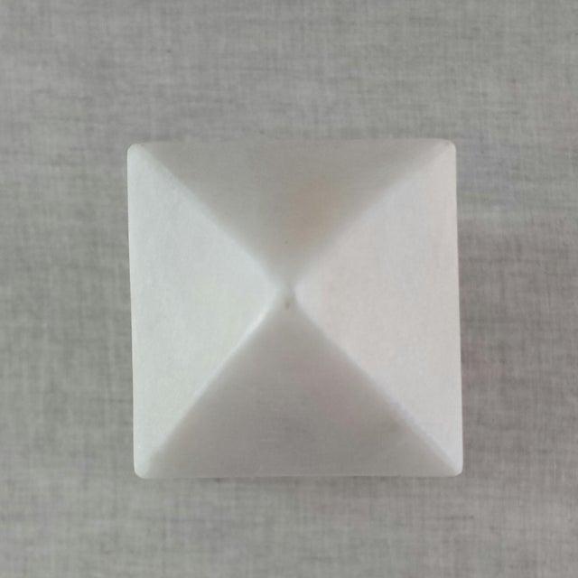 Marble Pedestal Obelisk - Image 5 of 7