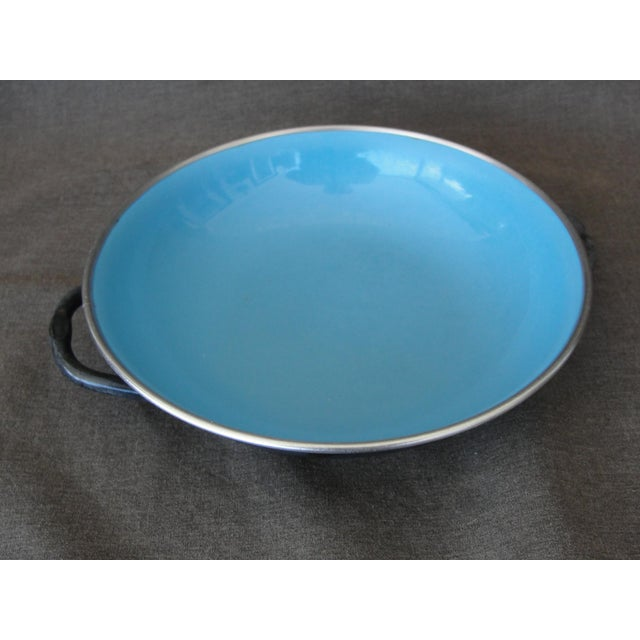 Enameled Steel Saute Pans - Set of 4 - Image 9 of 11