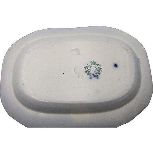 English Traditional Antique Copeland Spode Platters - Set of 4 For Sale - Image 3 of 3