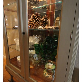 19th Century Chippendale Style China Display Cabinet Preview