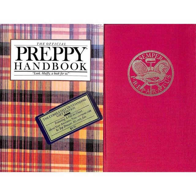 The Official Preppy Handbook - The Completely Outstanding Gift Edition For Sale - Image 11 of 11