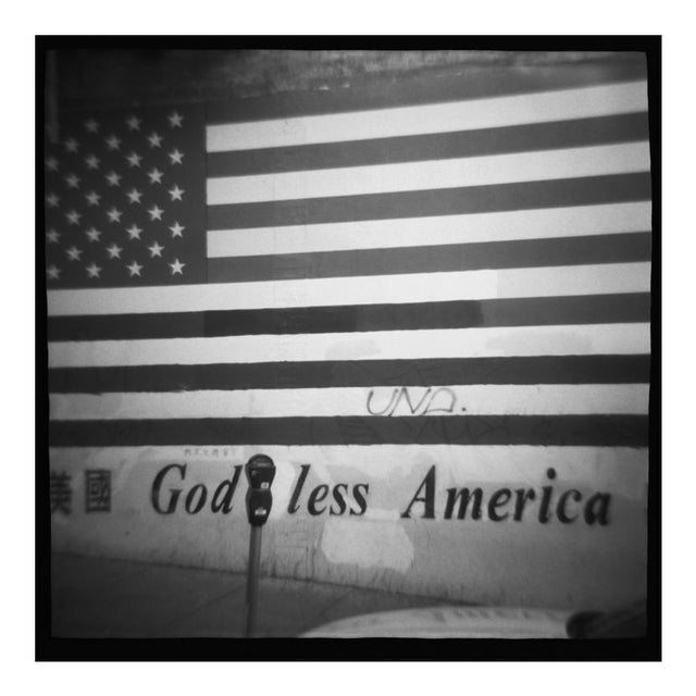 God Less America Photograph For Sale