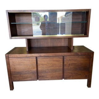 Dillingham Mid Century China Cabinet For Sale
