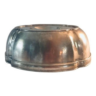 Early 20th Century Hotel Silver Meat Entree Dome For Sale
