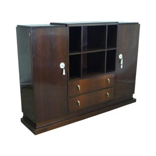 Art Deco Cabinet after Emile Jacques Ruhlmann For Sale