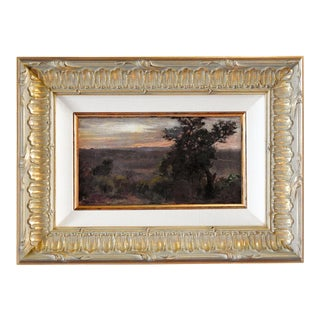 Robert Onderdonk Sunrise Landscape Painting For Sale