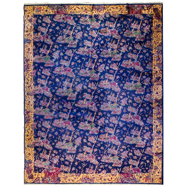 "Early 20th Century Sparta Rug-12'x15'6"" For Sale - Image 9 of 9"