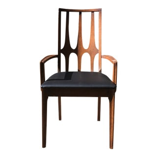 1960s Vintage Broyhill Brasilia Dining Chair For Sale