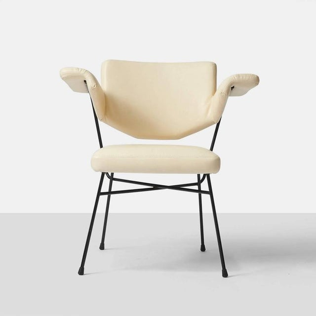"""Modern """"Urania"""" Chair by BBPR for Arflex For Sale - Image 3 of 9"""