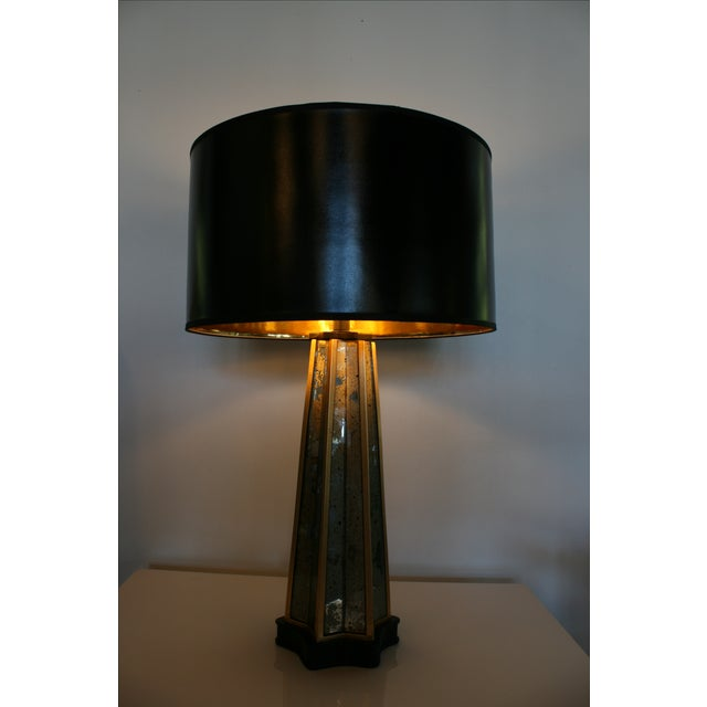 French Art Deco Style Table Lamp For Sale In New York - Image 6 of 6