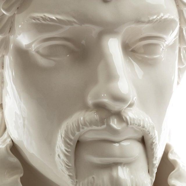 Sicilian Gigante Head, Schittone Modern Moro For Sale In San Francisco - Image 6 of 10