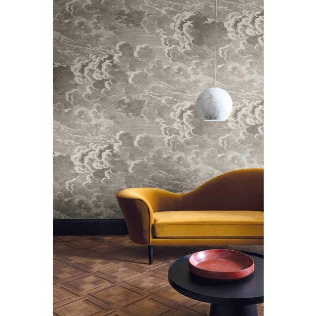 "Abstract ""Nuvolette"" Wallpaper by Fornasetti II Designs by Cole & Son For Sale - Image 3 of 5"