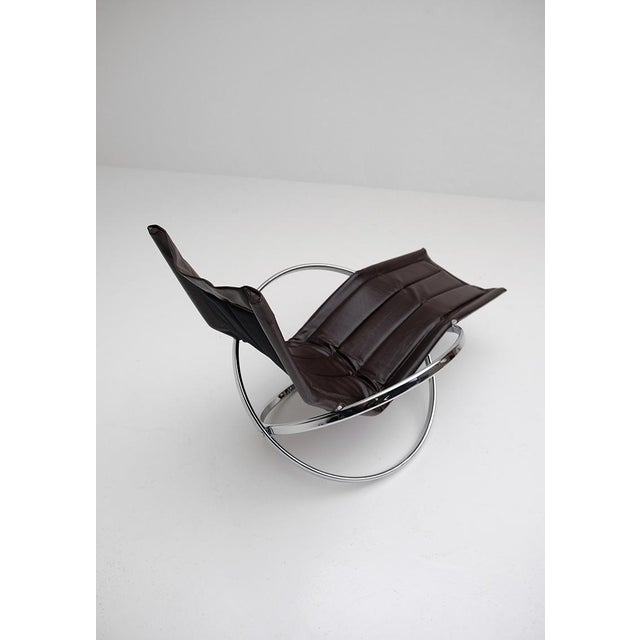 ROGER LECAL JET STAR LOUNGE CHAIR - Image 3 of 11
