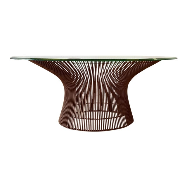 1960s Warren Platner for Knoll Coffee Table For Sale