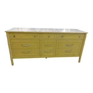 Palm Beach Faux Bamboo Dresser