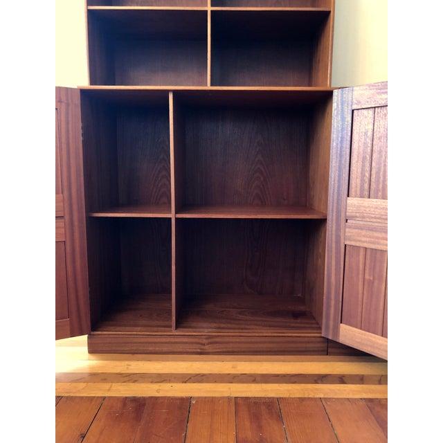 Mid-Century Modern Mogens Koch Bookshelves For Sale - Image 3 of 9