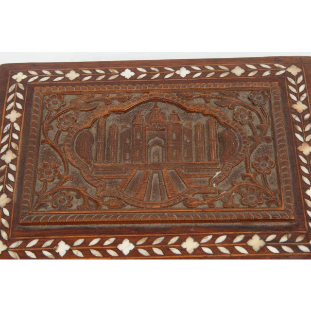 19th Century Anglo-Indian Box For Sale - Image 4 of 8