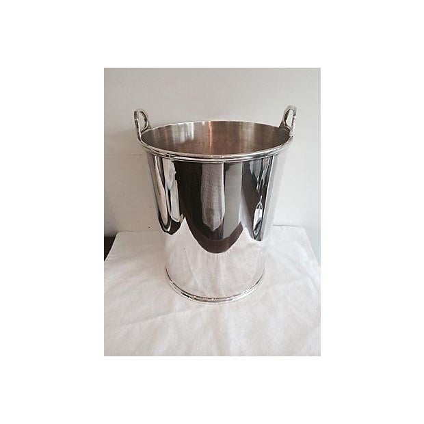 Mappin & Webb Hotel Two-Bottle Champagne Bucket - Image 4 of 6