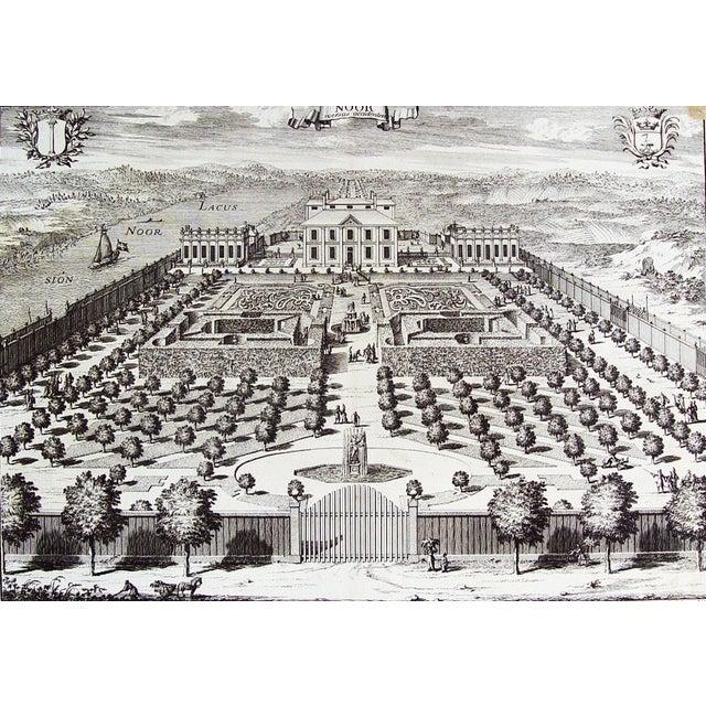 Antique Swedish Baroque Noor Estate, 1698 For Sale