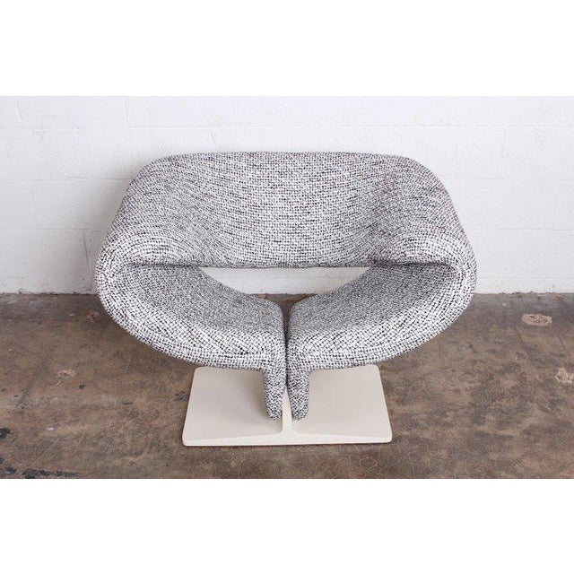 Mid-Century Modern Pierre Paulin for Artifort Ribbon Chair For Sale - Image 3 of 11
