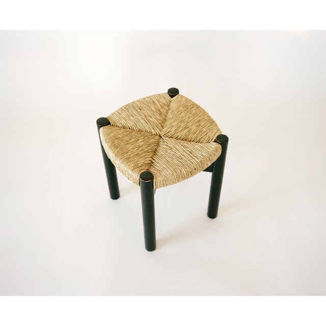 Charlotte Perriand Set of Four Stools C. 1948 For Sale In Los Angeles - Image 6 of 8