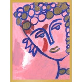 """Image of Medium """"Ruth"""" Print by Virginia Chamlee, 24"""" X 32"""" For Sale"""