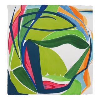 "Jessica Snow ""Terra Incognita 5"", Painting For Sale"