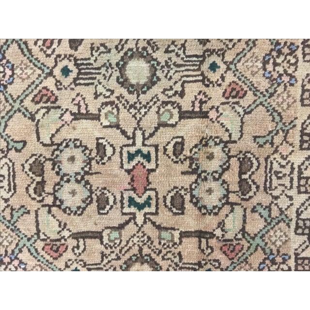 "Vintage Hamadan Persian Rug - 1'9"" X 2'8"" - Image 5 of 9"