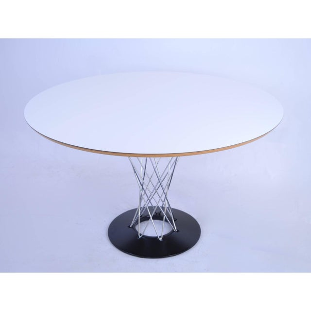 Mid-Century Modern Noguchi Cyclone Table for Knoll, USA, 1960s For Sale - Image 3 of 7