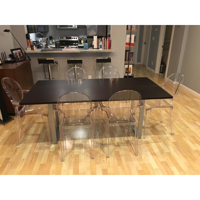Cool Design Within Reach Lance Folding Dining Table Uwap Interior Chair Design Uwaporg