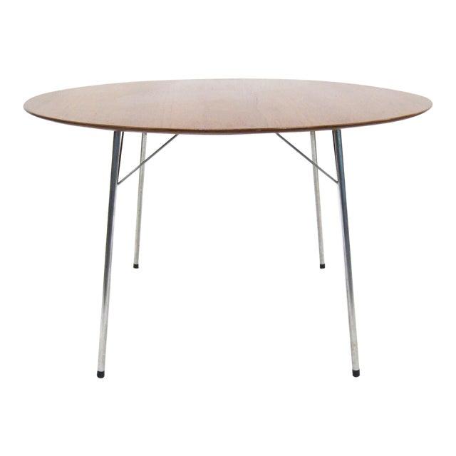 Model 3600 dining table by Arne Jacobsen for Fritz Hansen - Image 1 of 7
