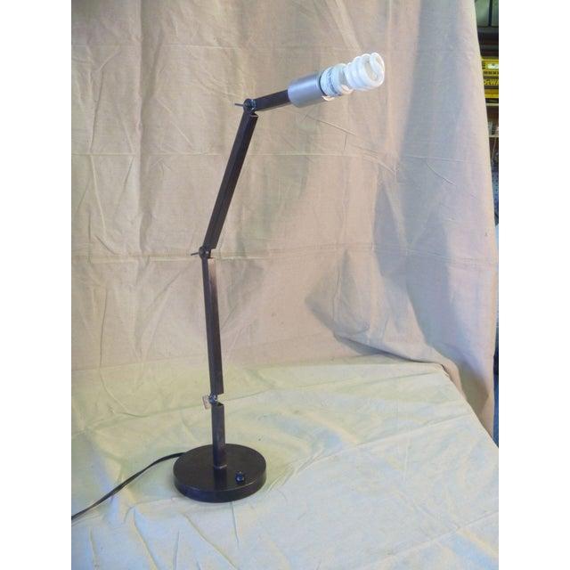Crane Desk Lamp For Sale - Image 4 of 5