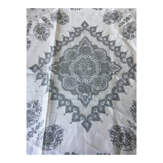 Quadrille Home Couture Persepolis Fabric 2 Yards For Sale