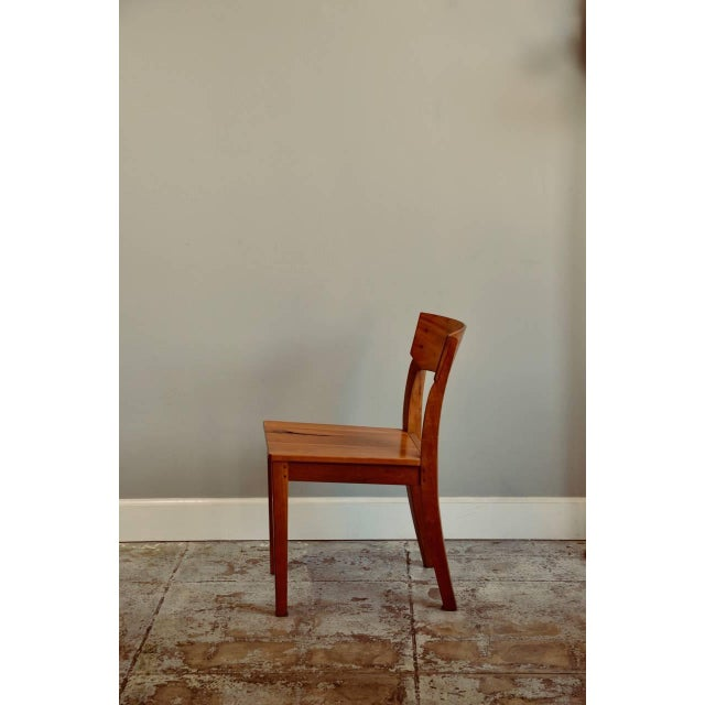 1990s Vintage Woodworker Studio Chairs- A Pair For Sale In Los Angeles - Image 6 of 12