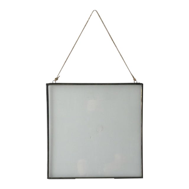 Double Sided Glass Picture Frame Image collections - origami ...