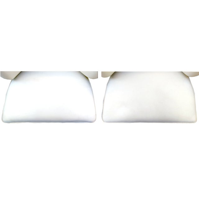 Modern Contemporary Slipper Lounge Chairs - Pair - Image 6 of 10