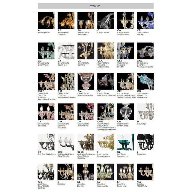 Metal Capri Chandelier by Fabio Ltd For Sale - Image 7 of 9