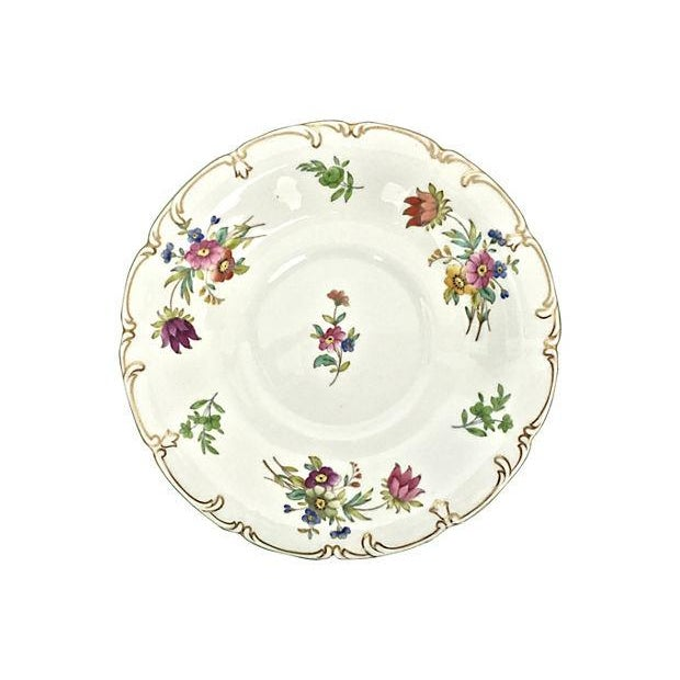 English Soup Cups & Saucers - Set of 6 - Image 10 of 10