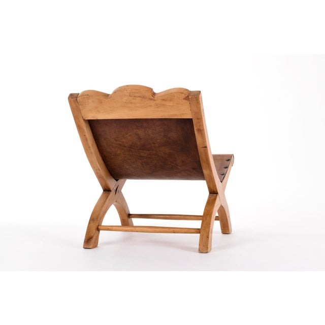 Mid-Century Modern Clara Porset Butaque Lounge Chair For Sale - Image 3 of 8