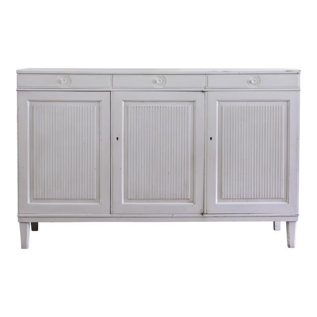 Swedish Gustavian Sideboard - Image 1 of 6