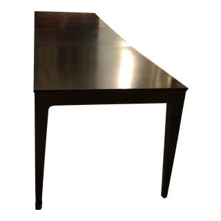 Parson Style Custom Wood Dining Table