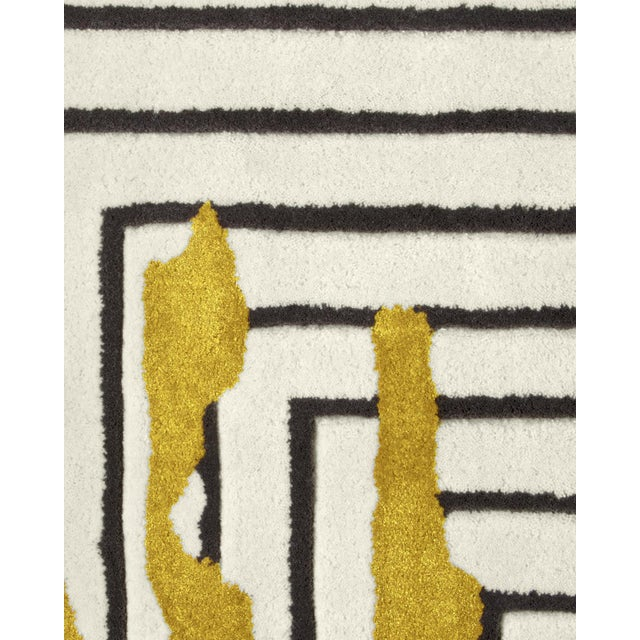 Mediterranean Valencia Rug From Covet Paris For Sale - Image 3 of 5